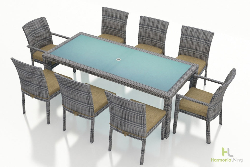 District 9 Pc Dining Set
