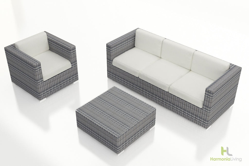 District 3 Pc. Sofa Set