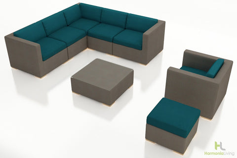 Element 8 Pc. Sectional Set - Skylar's Home and Patio