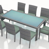 District 9 Pc Dining Set - Skylar's Home and Patio