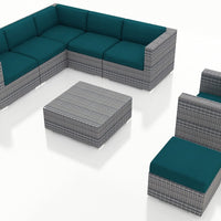District 8 Pc. Sectional Set
