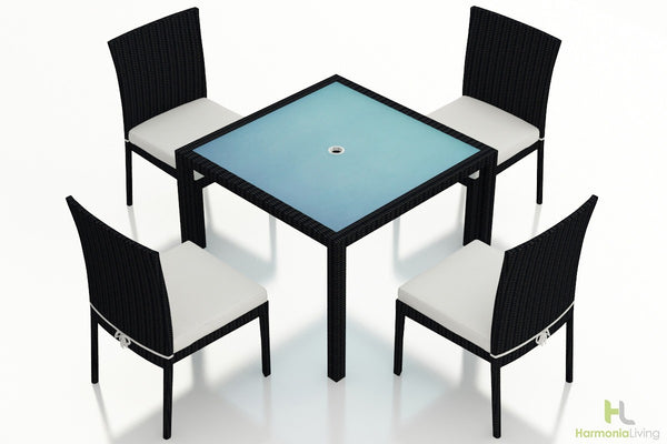 Urbana Coffee Bean 5 Pc Dining Set
