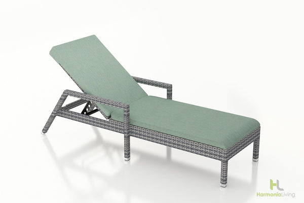 District Reclining Chaise Lounge - Skylar's Home and Patio