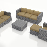 District 5 Pc. Sofa Set