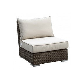 Coronado Armless Club Chair - Skylar's Home and Patio