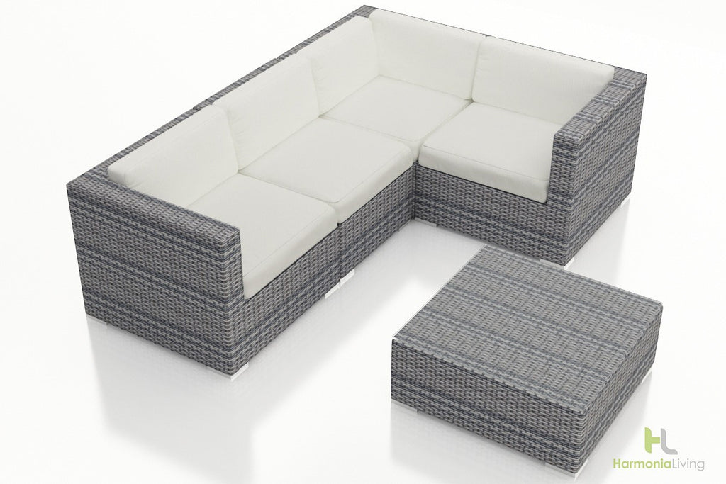 District 5 pc Sectional Set - Skylar's Home and Patio
