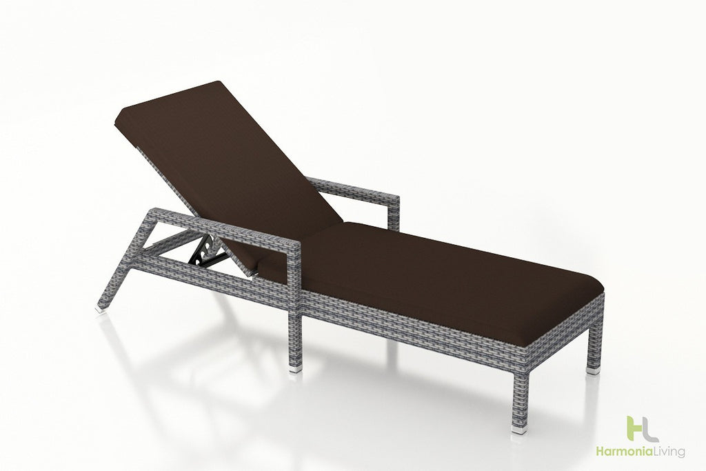 District Reclining Chaise Lounge