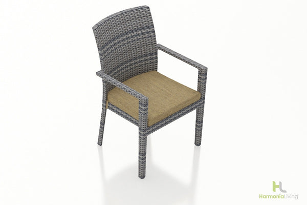 District Dining Arm Chair - Skylar's Home and Patio