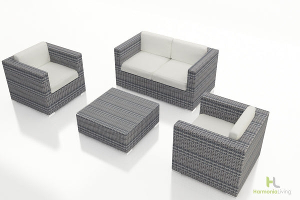 District 4 Pc.  Sofa Set - Skylar's Home and Patio