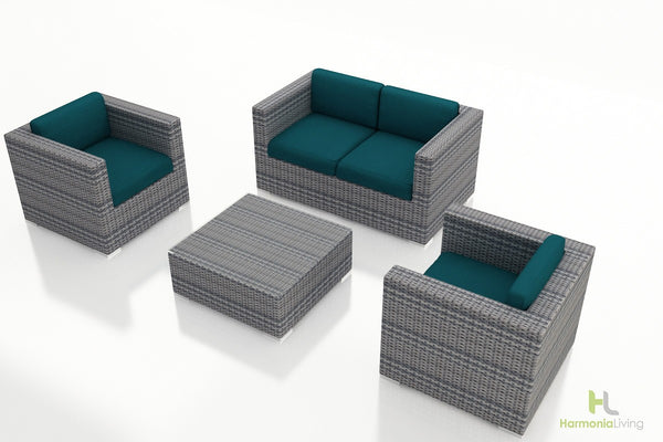 District 4 Pc.  Sofa Set
