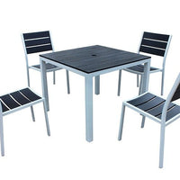 5 Pc. Brasserie Dining Set - Skylar's Home and Patio