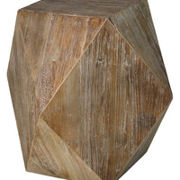 Milo Side Table Hexagon - Skylar's Home and Patio