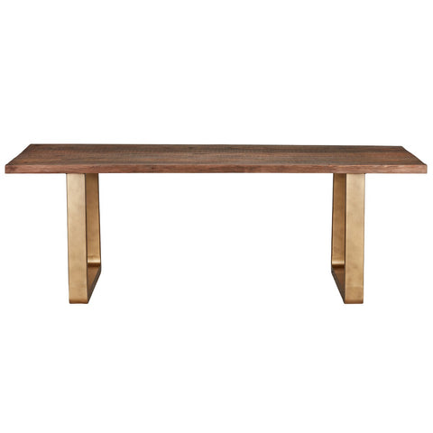 "Hallie Dining Table 86"" - Skylar's Home and Patio"
