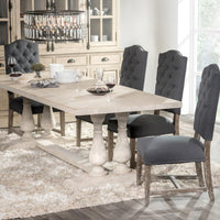 "Windsor Dining Table 98"" - Skylar's Home and Patio"