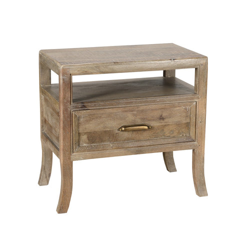 Francesca 1Dwr Nightstand - Skylar's Home and Patio