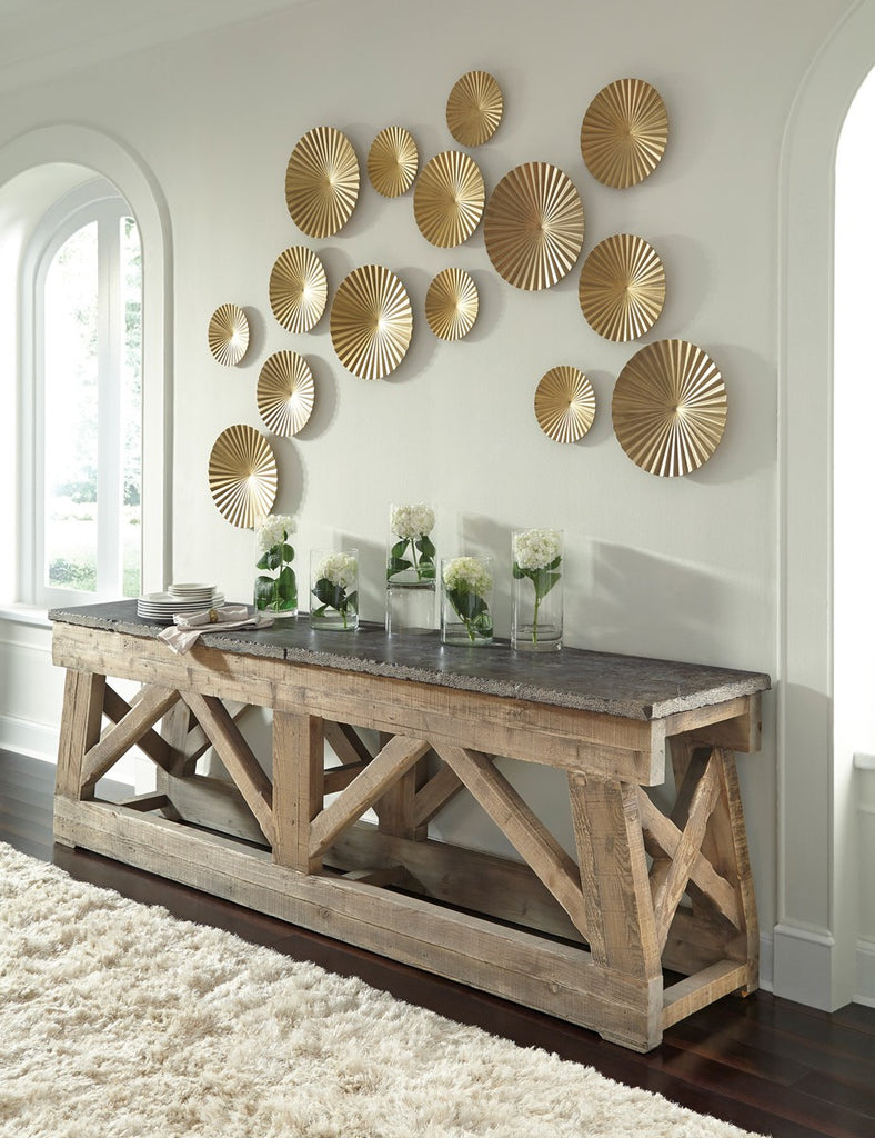 "Marbella Console Table 100"" - Skylar's Home and Patio"