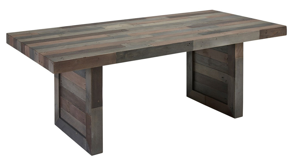 "Omni Dining Table 82"" Storm - Skylar's Home and Patio"
