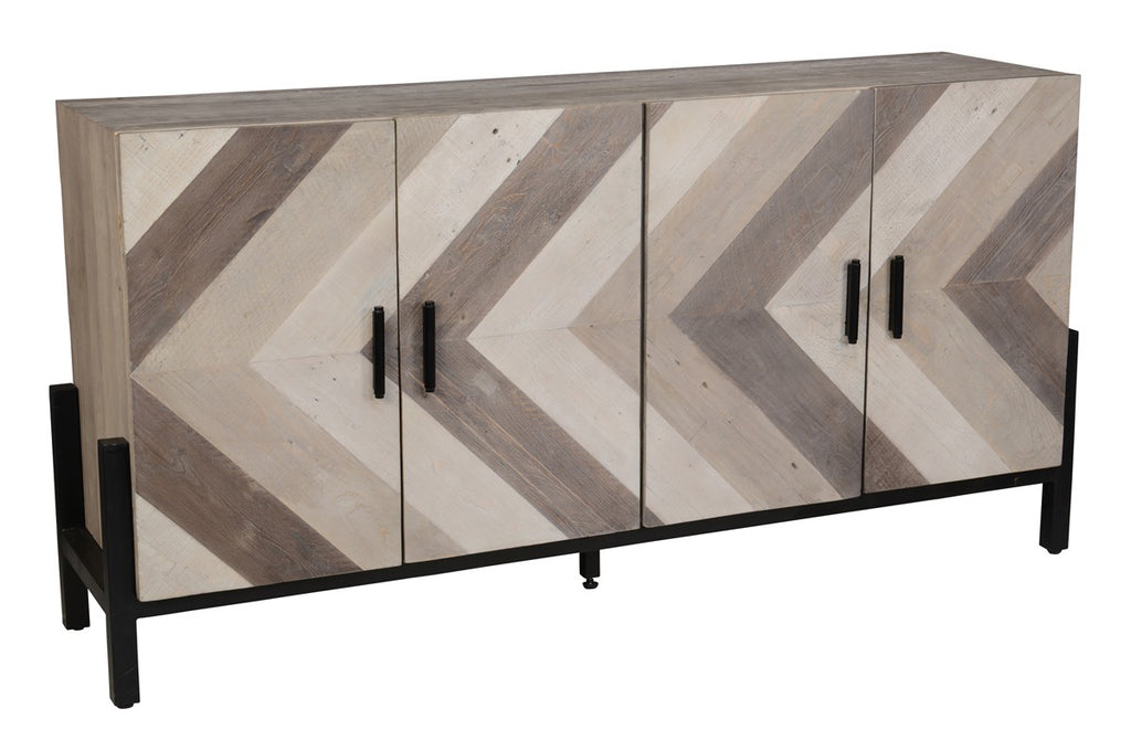 Navarro 4Dr Sideboard - Skylar's Home and Patio