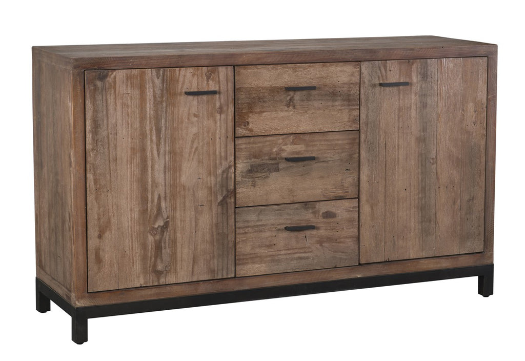 Dune 3Dwr 2Dr Sideboard - Skylar's Home and Patio