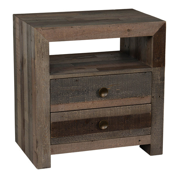 Omni 2Dwr Nightstand Storm - Skylar's Home and Patio