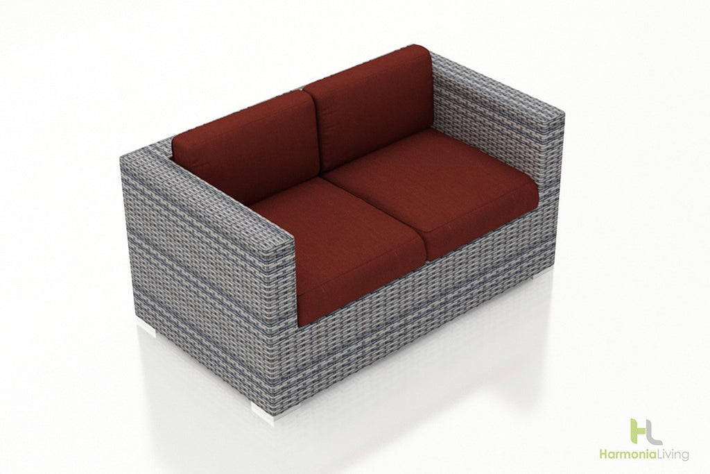 District Loveseat - Skylar's Home and Patio