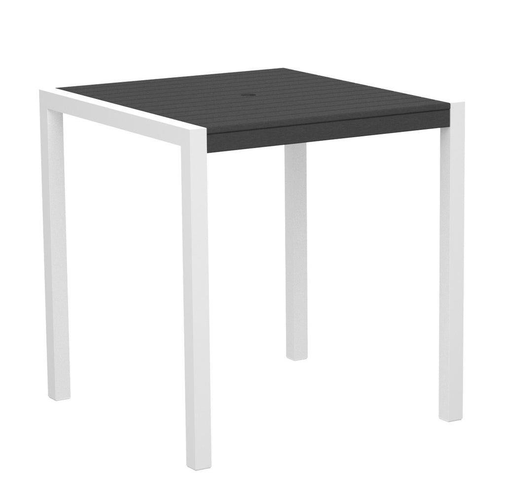 "POLYWOOD® MOD 36"" Bar Table - Skylar's Home and Patio"
