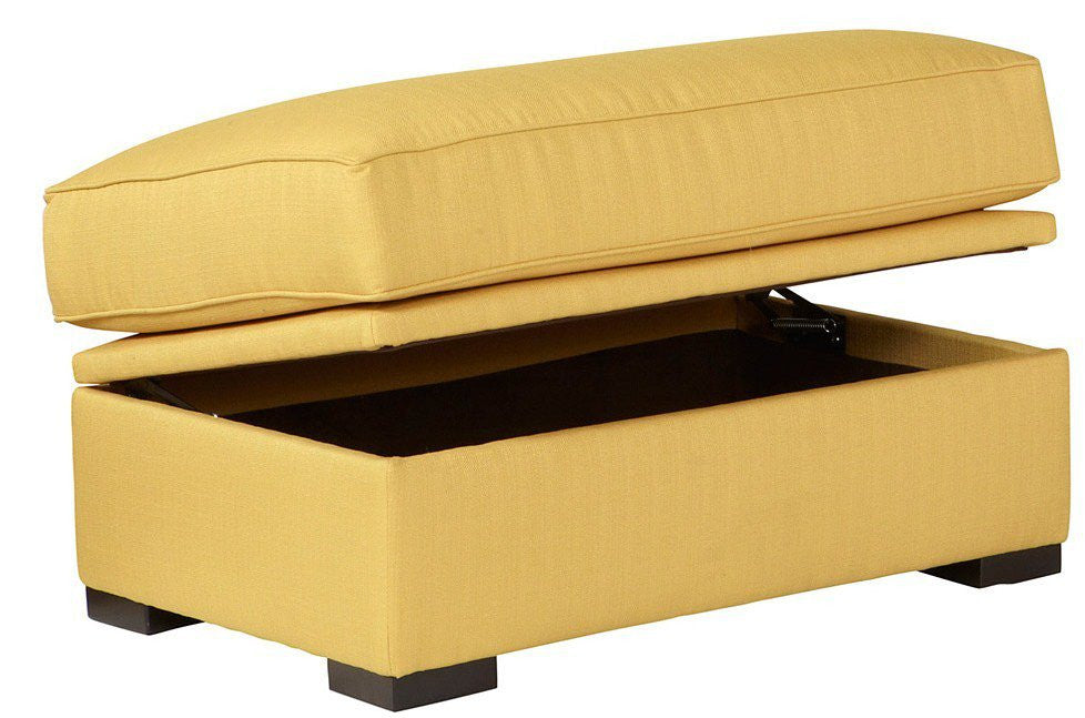 Blissful Storage Ottoman
