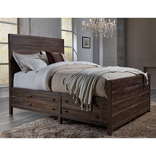 Geena Storage Bed - Skylar's Home and Patio