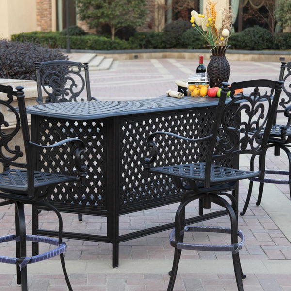 Santa Barbara Bar Set (4 Person)