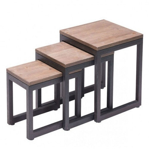 Civic Center Nesting Tables - Skylar's Home and Patio
