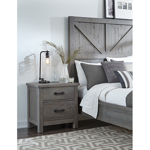 Kenmark Nightstand - Skylar's Home and Patio