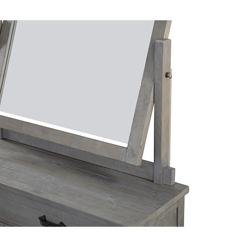 Kenmark Tilt Mirror - Skylar's Home and Patio