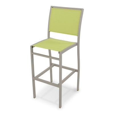 POLYWOOD® Bayline™ Bar Side Chair