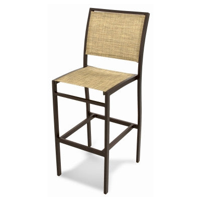 Polywood Bar Stools San Diego: POLYWOOD® Bayline™ Bar Side Chair