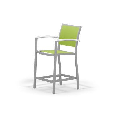 Polywood Counter Stools San Diego: Bayline™ Counter Arm Chair