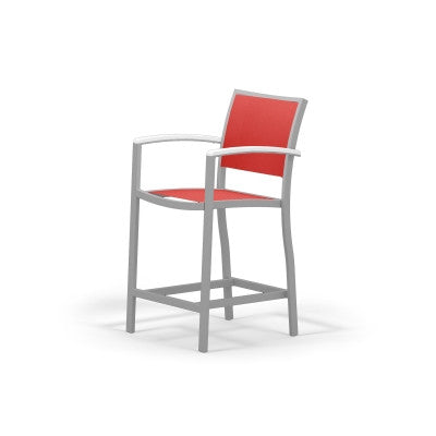 POLYWOOD® Bayline™ Counter Arm Chair - Skylar's Home and Patio