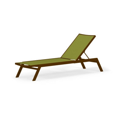 POLYWOOD® Bayline Chaise - Skylar's Home and Patio