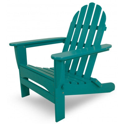 POLYWOOD® Classic Folding Adirondack - Skylar's Home and Patio