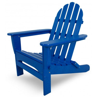 Polywood Folding Chairs: POLYWOOD® Classic Folding Adirondack