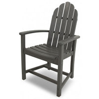 POLYWOOD® Classic Adirondack Dining Chair
