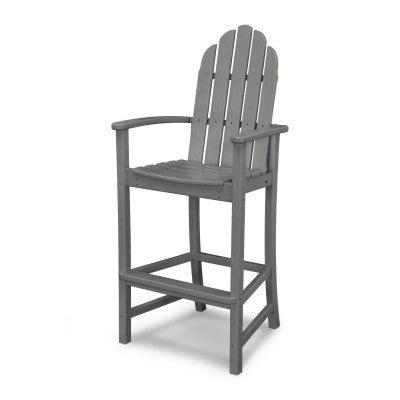 POLYWOOD® Classic Adirondack Bar Chair - Polywood Products San Diego