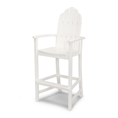 POLYWOOD® Classic Adirondack Bar Chair - Skylar's Home and Patio