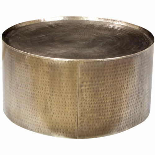 Harper Coffee Table Brass - Skylar's Home and Patio