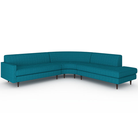 Amos Sectional - Skylar's Home and Patio