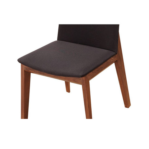 Deco Dining Chair Black-M2 - Skylar's Home and Patio