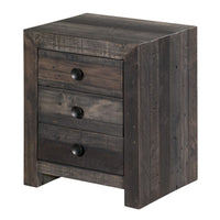 Vintage Nightstand Grey - Skylar's Home and Patio