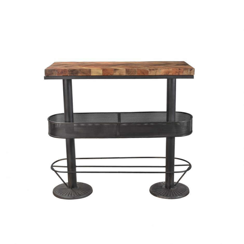 Morrissey Bar Table - Skylar's Home and Patio