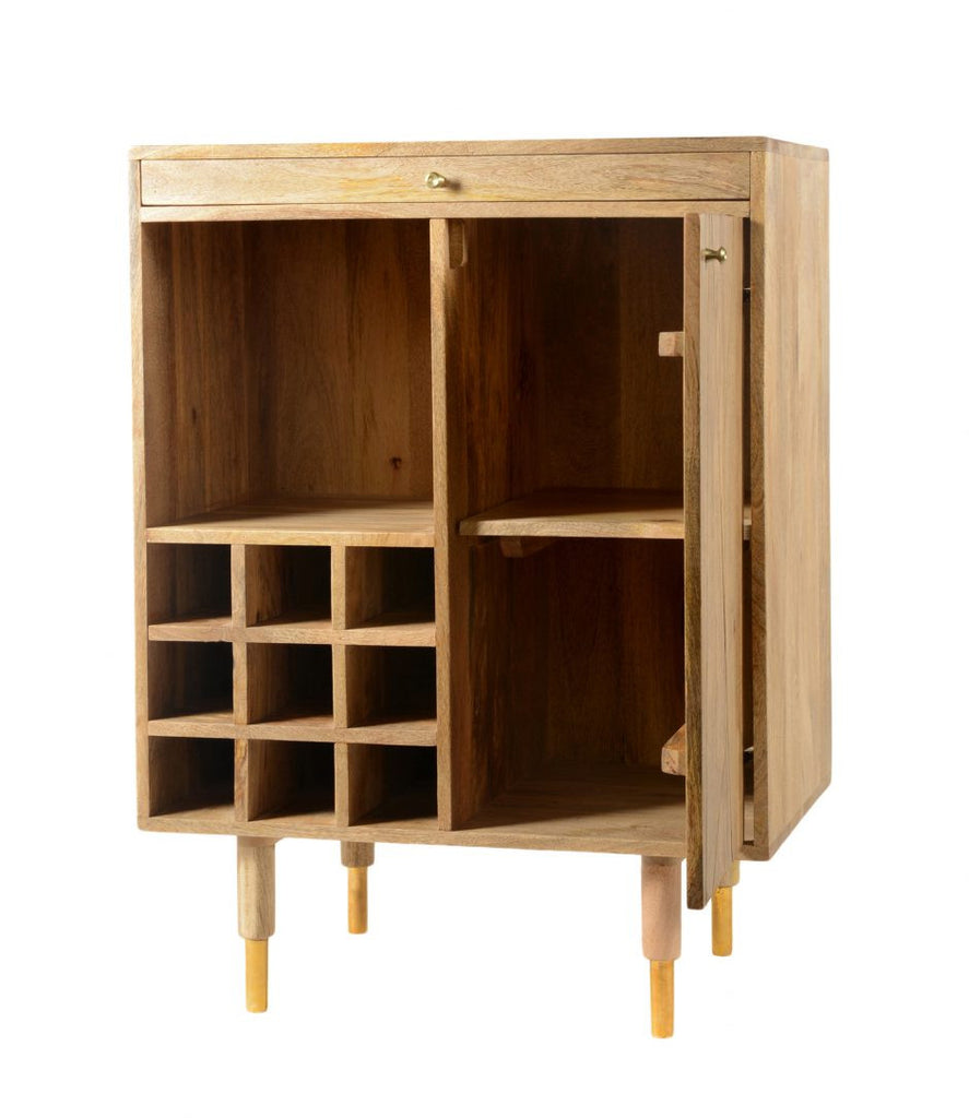 Messinki Bar Cabinet - Skylar's Home and Patio