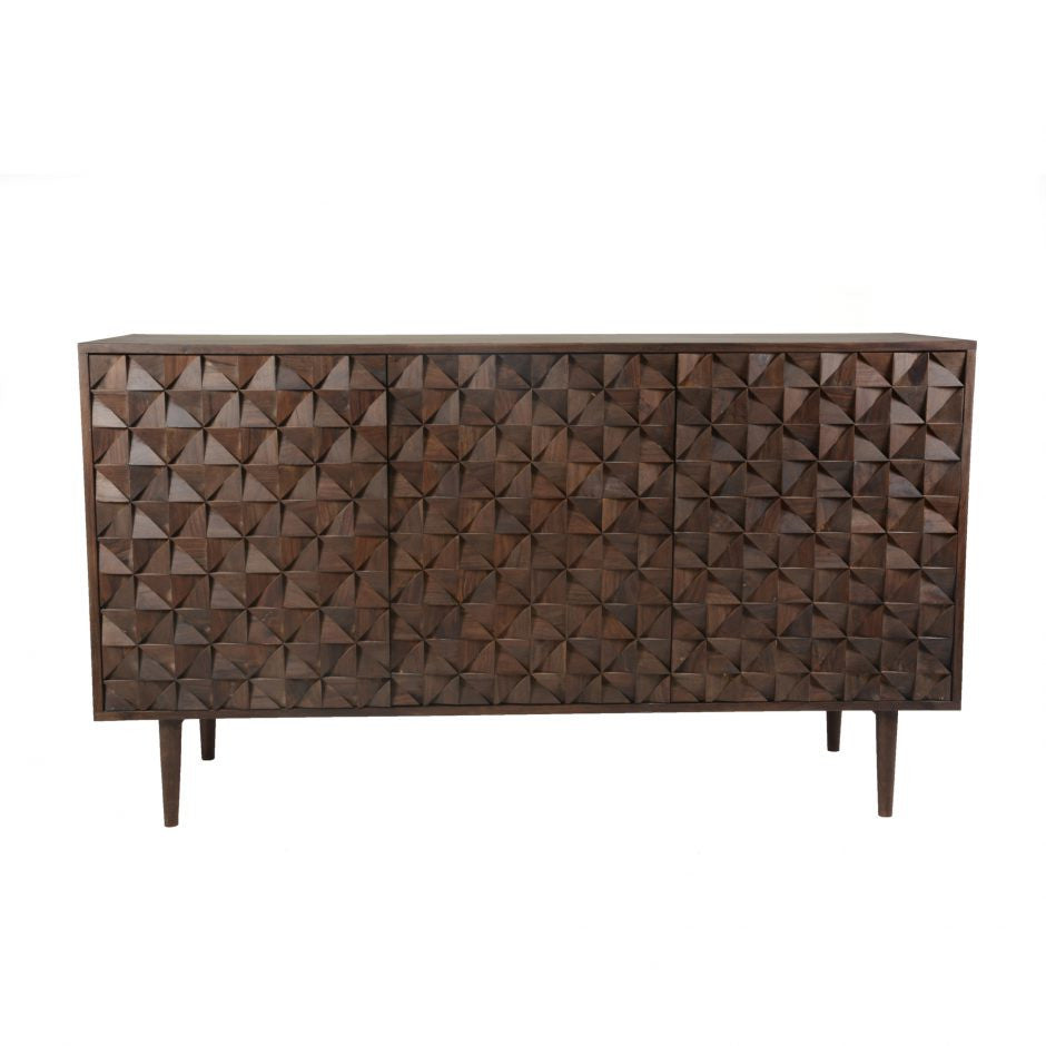 Pablo 3 Door Sideboard - Skylar's Home and Patio