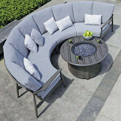 Bolano Curve Sectional - Skylar's Home and Patio